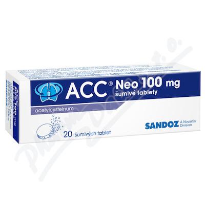 Acc 100 NEO por.tbl.eff.20x100mg