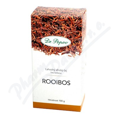 Dr.Popov Čaj Roibos 100g