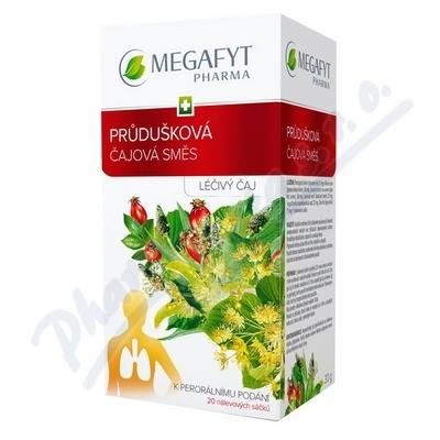 Megafyt Průdušková čajová směs por.spc.20x1.5g
