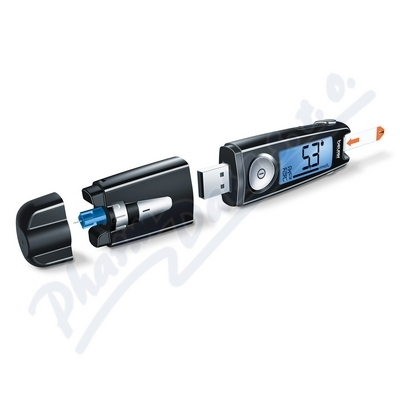 Glukometr Beurer GL 50 black