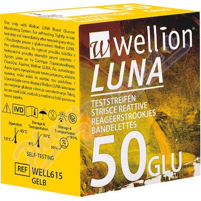Testovací proužky Wellion LUNA DUO 50 ks