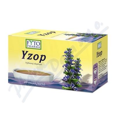 Yzop porcovaný 20x1.5g Fytopharma