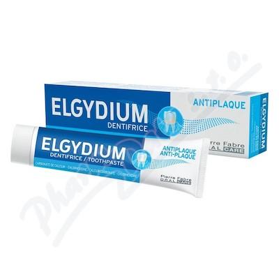 ELGYDIUM Antiplaque zubní pasta 75ml