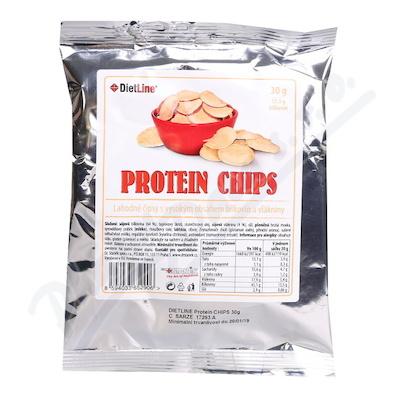 DietLine Protein chips 30g