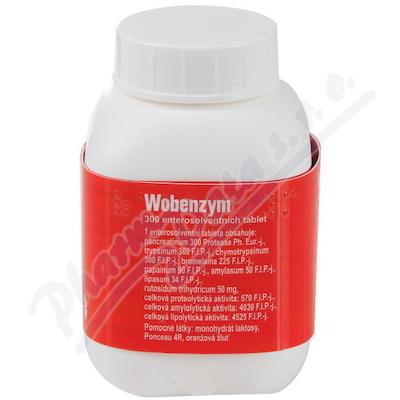 Wobenzym 300 enterosolventních tablet