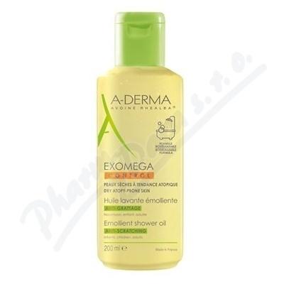 A-DERMA Exomega CONTROL Zvláč.sprchový olej 200ml