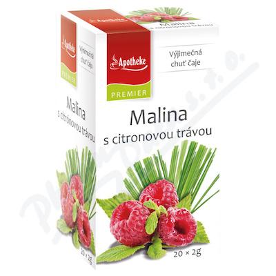 Apotheke Malina s citronovou trávou n.s.20x2g