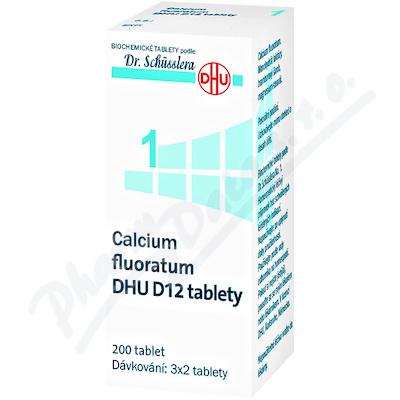 Calcium fluoratum DHU D5-D30 tbl.nob.200