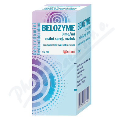 Belozyme 3mg/ml orm.spr.sol.15ml