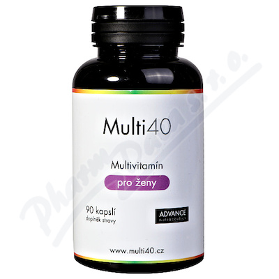 ADVANCE Multi40 pro ženy cps. 90