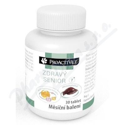 Proactivet Zdravý senior 7+ Multivitamin tbl.30