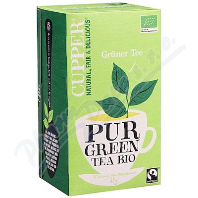 Cupper BIO Pure Green Tea 20 n.s.