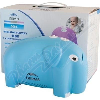 DEPAN Nosní inhalator - Slon