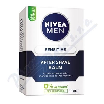 NIVEA FOR MEN po hol.Balzám SENSITIVE 100ml 81306