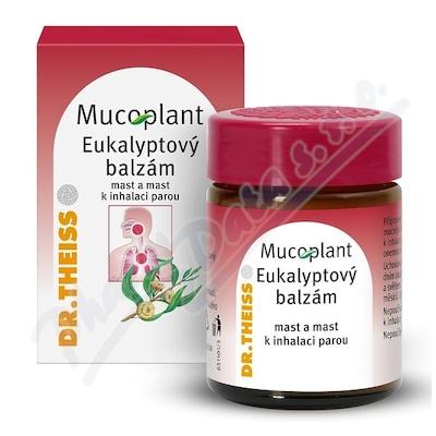 Mucoplant Eukalyptový balzám ung.1x50g