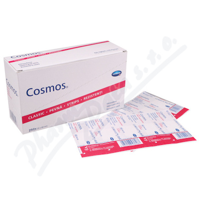 COSMOS náplasti Pevná strips 60x20mm/50x5ks