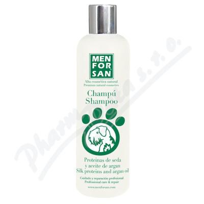 Menforsan Šampon pro hedvábnou srst pro psy 300ml