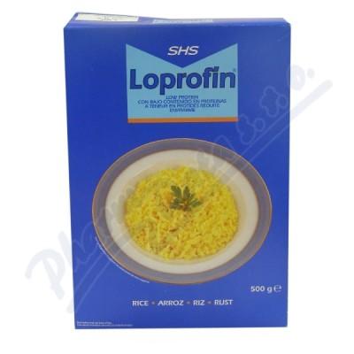 Loprofin low protein rýže 500g PKU