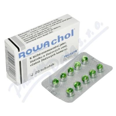 Rowachol cps.20(blistr)
