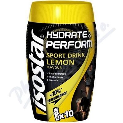 ISOSTAR H&P prášek citrón 400g