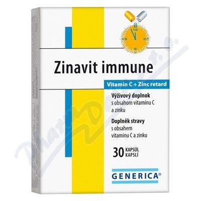 Zinavit immune Generica cps.30