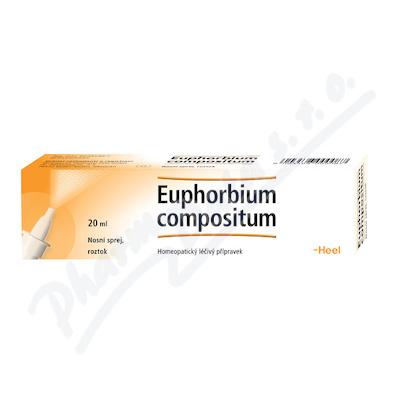 Euphorbium Comppos. Heel Nasentropf.L spr.nas.20ml