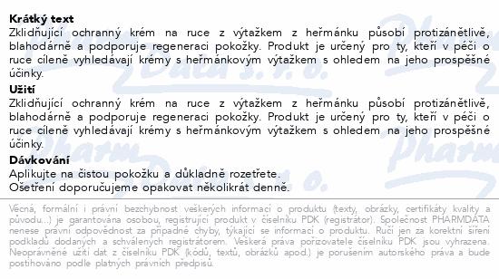 INDULONA Kamilková krém na ruce 85ml